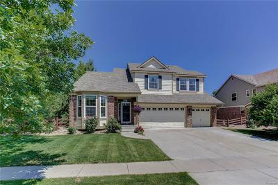 Broomfield County Single Family Home Active: 13794 Sagar Drive
