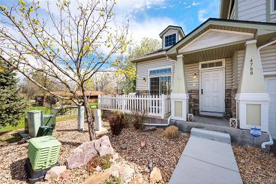 Wheat Ridge Condo/Townhouse Under Contract: 4788 Flower Street