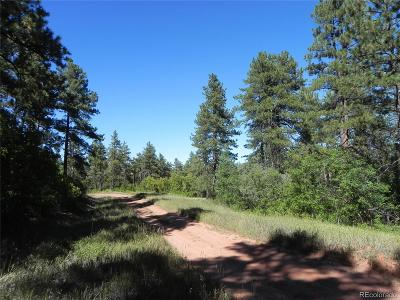 Larkspur CO Residential Lots & Land Active: $40,500
