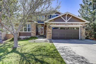 Highlands Ranch Single Family Home Under Contract: 10773 Chadsworth Lane