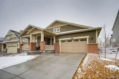 Arvada Single Family Home Active: 20078 West 95th Avenue