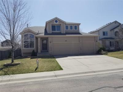 Castle Rock Single Family Home Active: 230 Chatfield Avenue