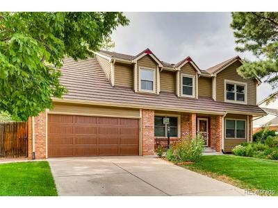 Lone Tree CO Single Family Home Active: $560,000