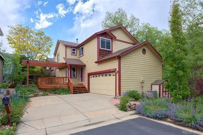 Boulder Single Family Home Active: 3853 Fredericks Court