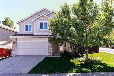 Highlands Ranch Single Family Home Active: 2266 Ashwood Place