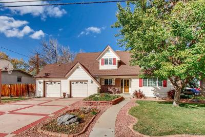 Arvada Single Family Home Active: 11941 West 60th Avenue