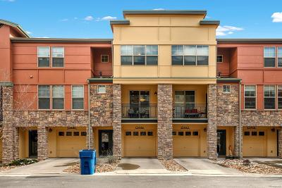 Broomfield Condo/Townhouse Under Contract: 13444 Via Varra
