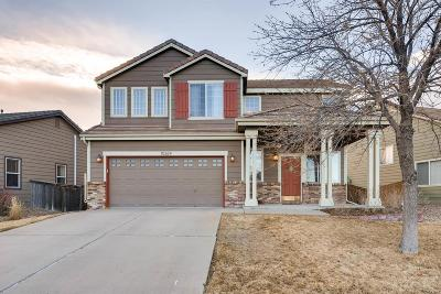 Highlands Ranch Single Family Home Under Contract: 10369 Tracewood Drive