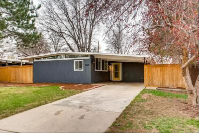 Denver Single Family Home Under Contract: 1325 South Elm Street