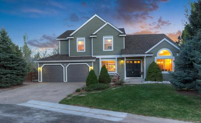 Littleton Single Family Home Under Contract: 4 Shore Pine