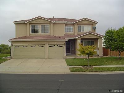 Denver Single Family Home Active: 20375 East 49th Avenue