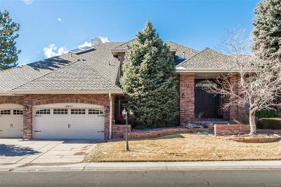Centennial Single Family Home Under Contract: 8047 South Fairfax Court