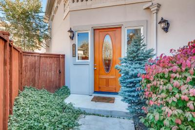 Denver Condo/Townhouse Active: 322 Steele Street