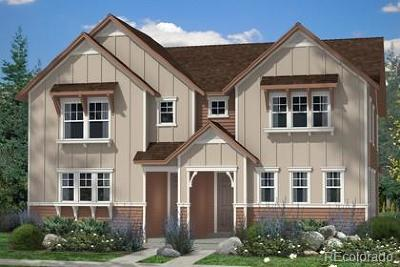 Denver CO Condo/Townhouse Active: $468,000