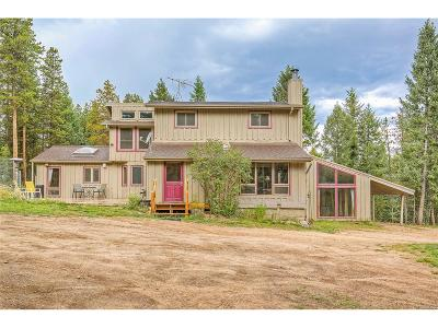 Conifer Single Family Home Under Contract: 27677 Pine Grove Trail