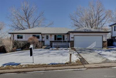 Lakewood Single Family Home Active: 1840 South Teller Street