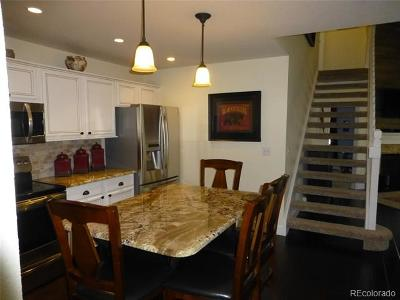 Steamboat Springs Condo/Townhouse Active: 1437 Morgan Court #505