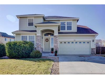 Thornton Single Family Home Under Contract: 12663 Kearney Street