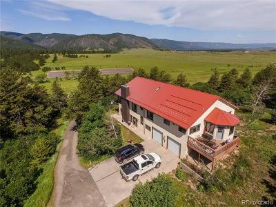 Larkspur CO Single Family Home Active: $819,000