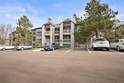Englewood Condo/Townhouse Under Contract: 9190 East Arbor Circle #E