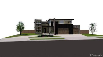 Wheat Ridge Single Family Home Active: 3251 Robb Street