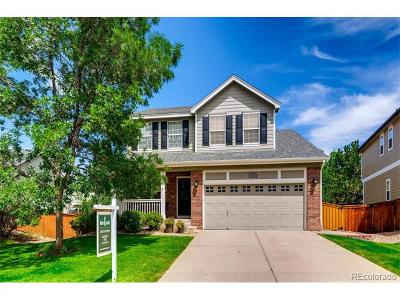 Highlands Ranch Single Family Home Active: 1131 Riddlewood Road