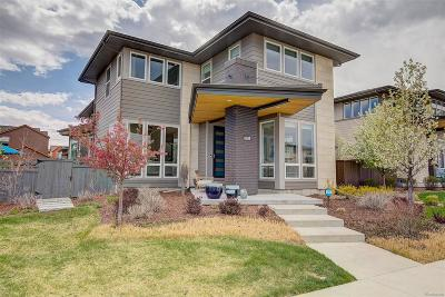 Denver Single Family Home Active: 7780 East 32nd Avenue