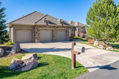 Castle Rock Single Family Home Under Contract: 6279 Oxford Peak Place