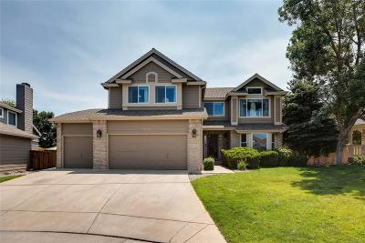 Highlands Ranch Single Family Home Active: 9696 Cherryvale Drive