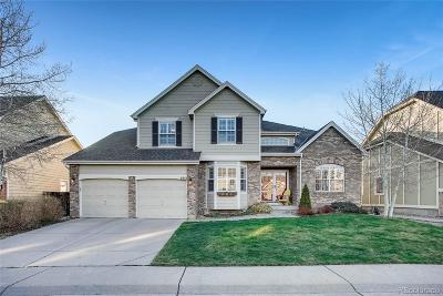 Arvada Single Family Home Under Contract: 6681 Secrest Circle