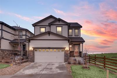 Aurora Single Family Home Active: 21787 East Layton Drive