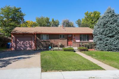 Englewood Single Family Home Under Contract: 3733 South Green Court