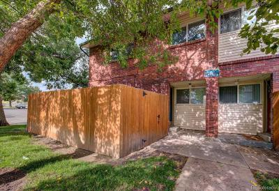Westminster Condo/Townhouse Under Contract: 8071 Wolff Street #A
