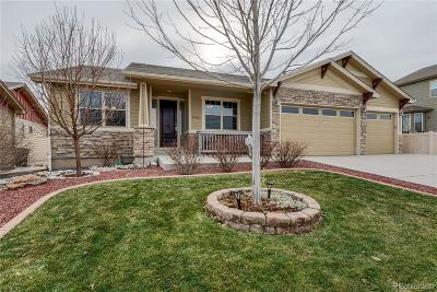 Greeley Single Family Home Under Contract: 8040 22nd Street