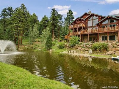 Single Family Home Active: 22231 Alpine Meadow