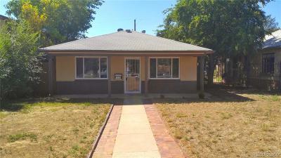 Colfax Ave, East Colfax Single Family Home Active: 1555 Trenton Street