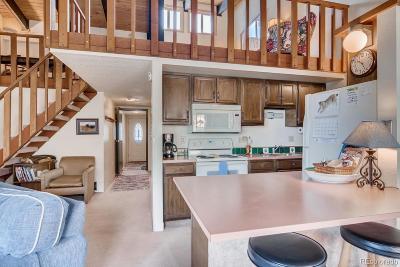 Steamboat Springs Condo/Townhouse Under Contract: 1375 Walton Creek Road #13