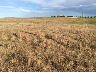 Arapahoe County Residential Lots & Land Active: Schumaker Road