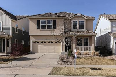 Castle Rock Single Family Home Under Contract: 1829 Morningview Lane