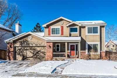 Highlands Ranch Single Family Home Under Contract: 9225 Buttonhill Court