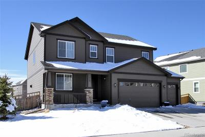 Castle Rock CO Single Family Home Active: $489,900