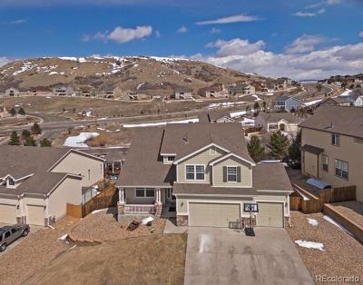Castle Rock Single Family Home Active: 675 Eaglestone Drive