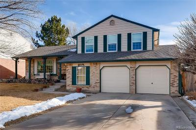 Thornton Single Family Home Active: 13412 Jackson Drive