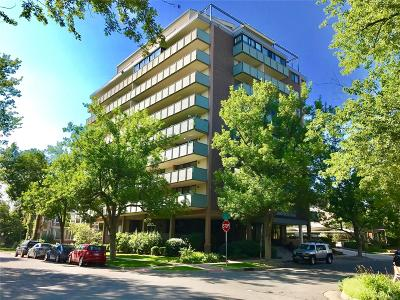 Denver Condo/Townhouse Active: 909 North Lafayette Street #505