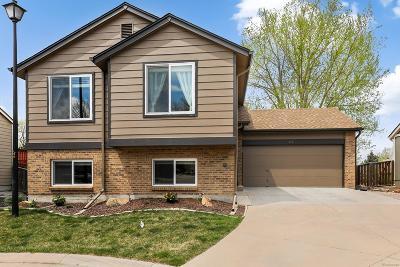 Northridge Single Family Home Under Contract: 935 Cherry Blossom Court