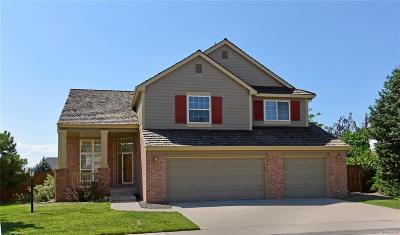 Centennial Single Family Home Active: 15424 East Powers Drive