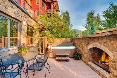 Steamboat Springs Condo/Townhouse Active: 1800 Medicine Springs Drive #5111