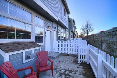 Denver Condo/Townhouse Active: 8199 Welby Road #2403