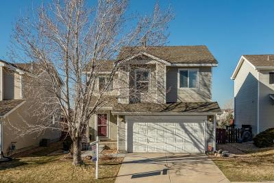 Littleton Single Family Home Under Contract: 9508 Elk Mountain Circle