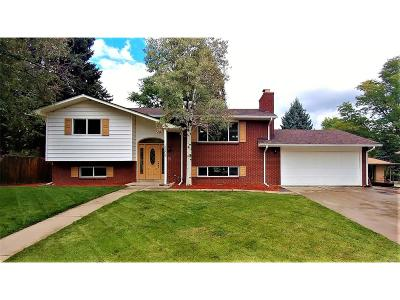 Wheat Ridge Single Family Home Active: 7305 West 27th Avenue